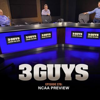 NCAA Preview with Tony Caridi, Brad Howe and Hoppy Kercheval