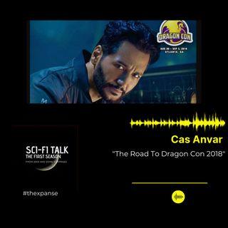 Cas Anvar The Road To Dragon Con 2018
