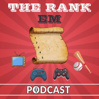 RankEmPodcast Episode 0.8 Top 5 School Lunches Reaction with Zach Searight