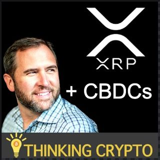 XRP Will Be The Bridge Asset For CBDCs In The Digital Economy - Ripple Regulatory Clarity & Flare