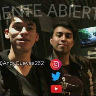 ANDY CUEVAS EN MENTE ABIERTA