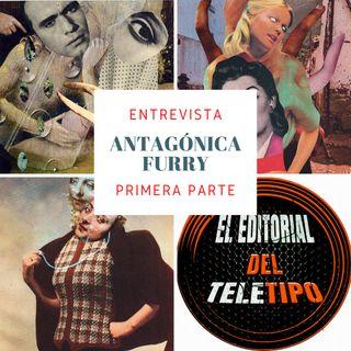 Antagónica Furry Entrevista (Parte uno)