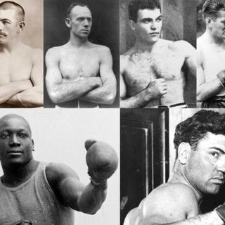 History of Heavyweight Boxing: Chapter 1 - First Lineal Champions & Jack Johnson