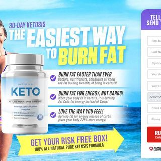 Nutriverse Keto Reviews  Is It Scam or L