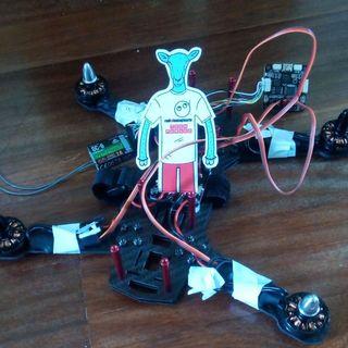 Retransmitimos carrera de drones