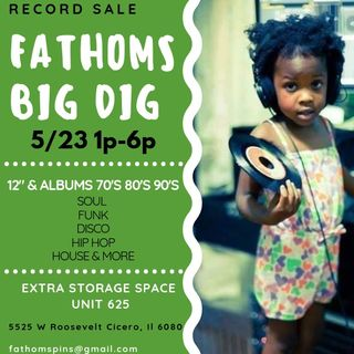 Fathoms Big Dig Record Sale