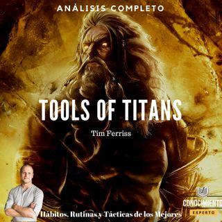 057 - Tools of Titans (Herramienta de Titanes)