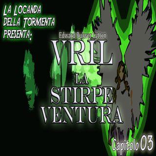 Audiolibro La Stirpe Ventura - E.B. Lytton - Capitolo 03