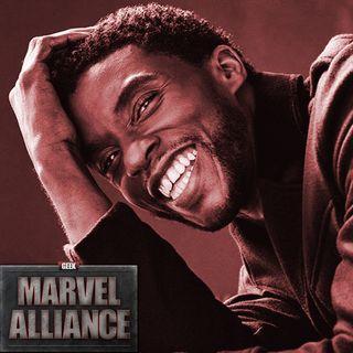A Tribute To Chadwick Boseman : Marvel Alliance Vol. 14