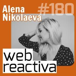 WR 180: El que crece un poquito también crece con Alena Nikolaeva