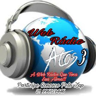 Sabadão Com Jesus Episódio 18 - Web Rádio Atos 3.