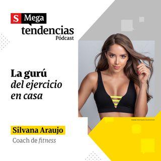 """""""La comida puede ser tu mejor aliado o tu peor enemigo"""": Silvana Araujo, influenciadora fitness"""