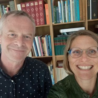 12. s. e. trinitatis. Peter Kiel Nielsen i samtale med Anna Jensen