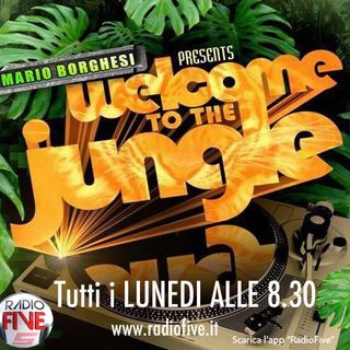 WELCOME TO THE JUNGLE - con Mario Borghesi