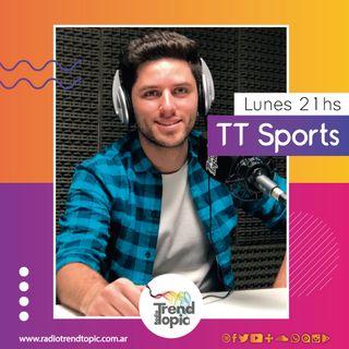 TT SPORTS T03 P01 - Entrevista a Francisco Grahl, futbolista de Aldosivi de Mar del Plata.