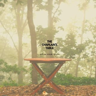 The Chaplain's Table Ep:2 interview with Author and Brand Consultant Chandra Meadows