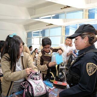 Descartan Mochila Segura en próximo ciclo escolar