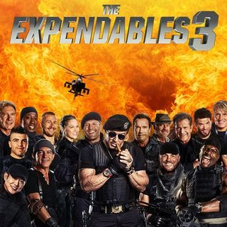 Damn You Hollywood: The Expendables 3