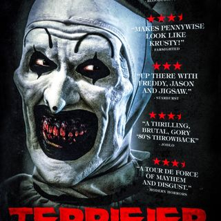 T&V: Travis Discusses Terrifier