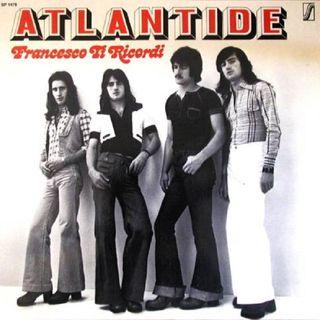 Atlantide - L'uomo ed il cane