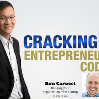Episode 055 - How Does Ron Carucci Define Successful Leaders In the World?