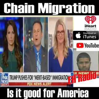 Morning moment Chain migration Jan 3 2018