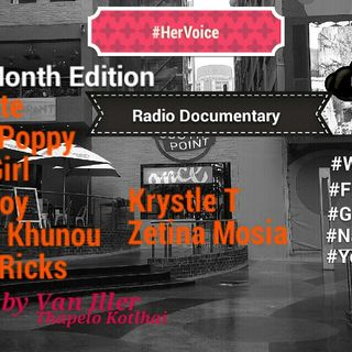#AudioMag presents #HerVoice #YouthMonthEdition by Van Iller