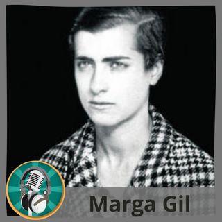 Álvaro Vera con Marga Gil