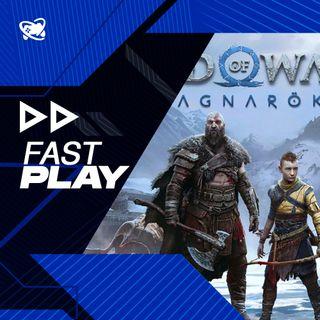 Fast Play (10/09): Cory Barlog não é o diretor de God of War Ragnarok e jogo marcará o fim da saga nórdica