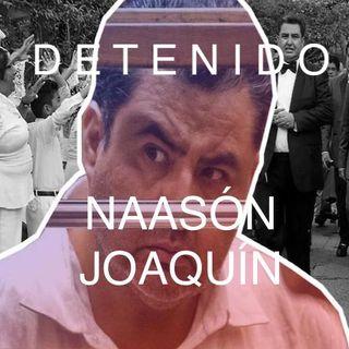 DETENIDO Naasón Joaquín García, Líder de La Luz del Mundo