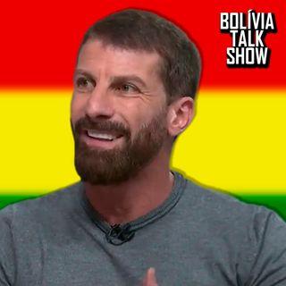 """#83. Pedrinho: """"O Luxemburgo salvou minha carreira"""" - Bolívia Talk Show"""