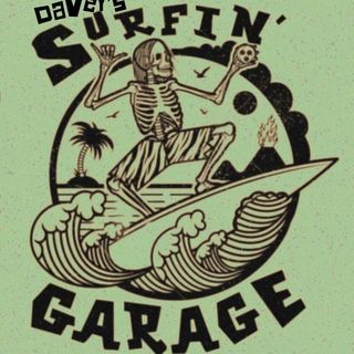 Davey's Surfin' Garage Show Vol.12