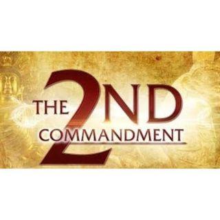 The 2nd Commandment  & White Supremacy: 619-768-2945