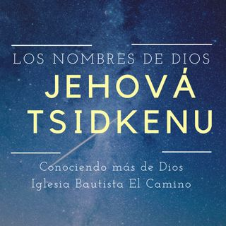 Jehová Tsidkenu