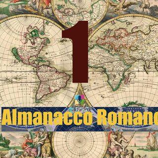 Almanacco romano - 1 giugno