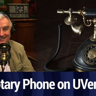 Can I Use a Rotary Phone on AT&T UVerse? | TWiT Bits