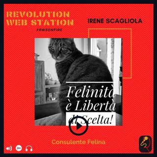 INTERVISTA IRENE SCAGLIOLA - CONSULENTE DELLA RELAZIONE FELINA