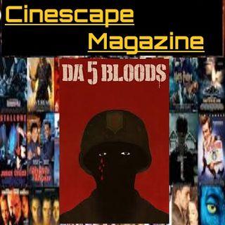 Cinescape Magazine Podcast Da Five Bloods and Disney Atlantis