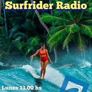 Surfrider Radio Programa 81 del 5to ciclo (14 de Septiembre)