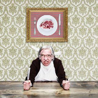 Ein Segen für die Menschheit - Satire über Fleischkonsum