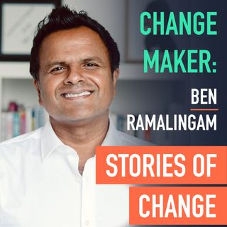 Change Maker: Ben Ramalingam