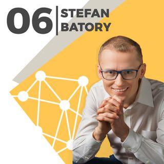 Stefan Batory–człowiek przypadku i zasłużonego sukcesu–CEO Booksy