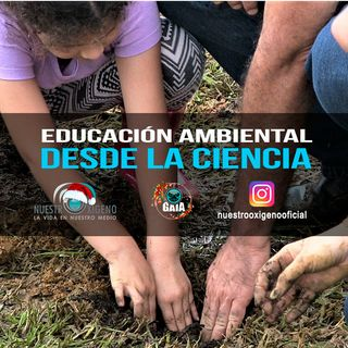 NUESTRO OXÍGENO Educación ambiental desde la ciencia - Dr. Luis Orlando Castro Cabrera