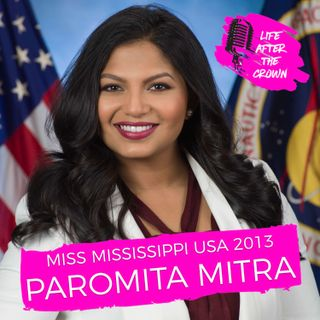 Miss Mississippi USA 2013 Paromita Mitra - How I Became an Engineer For NASA and How Pageants Prepared Me For The Job