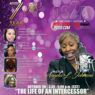 One Sister 2 Another/The Life Of The Intercessor