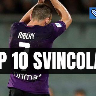La Top 10 dei calciatori attualmente svincolati