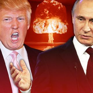 WW3 IS AT THE DOOR...( #SyrianConflict #Russia #Trump )