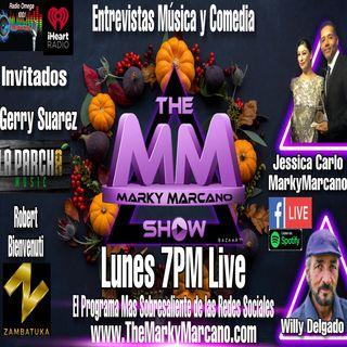 Tonight   Invitados Escritor Willy Delgado    Gerry Suarez La Parcha   Robert Zambatuka   Sunshine Remix