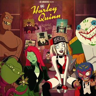 TV Party Tonight: Harley Quinn (season 2)