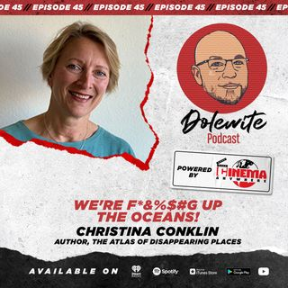 We're F*****G Up The Oceans with Christina Conklin